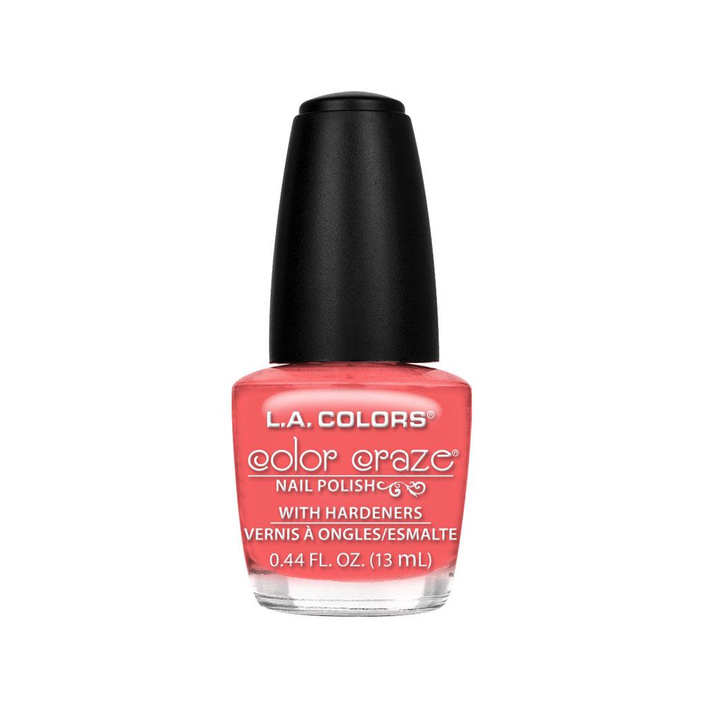 Color Craze Nail Polish - L.A. Colors New Zealand